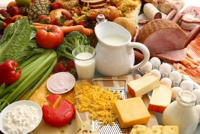 Din ce alimente ne procuram proteinele