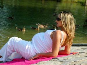 Uleiul de peste asigura necesarul de minerale în timpul sarcinii