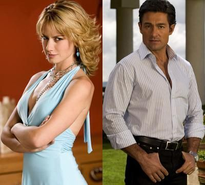 Fernando Colunga si Altair Jarabo, intr-o noua versiune a telenovelei Stapana