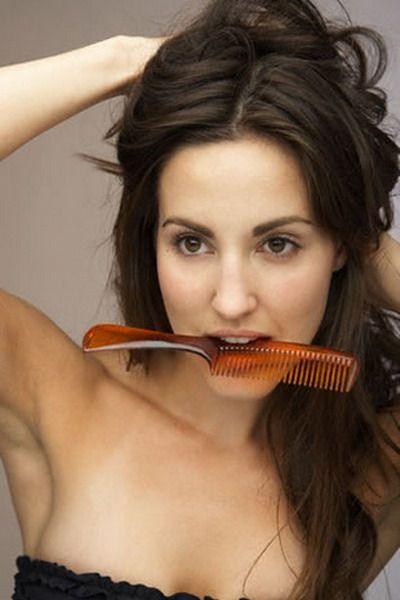 Как можно волосы сделать гуще 648