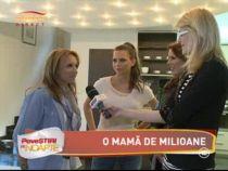 Camelia Sucu, o mama de milioane! VIDEO!