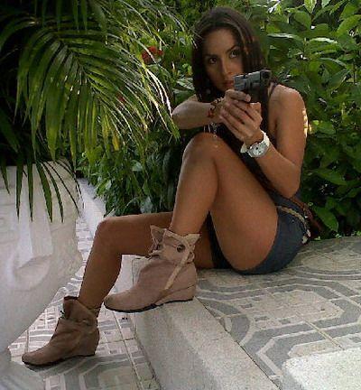 """Carmen Villalobos – primele imagini cu ea in telenovela """"Ojo por Ojo"""" – GALERIE FOTO"""