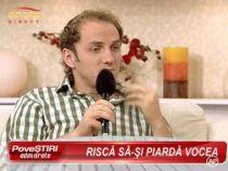 Mihai Traistariu se pregateste de operatie - VIDEO