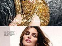 Rochia bijuterie Balmain, pe 7 coperte de reviste diferite !