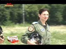 Doamnele aviatiei de azi, prezentate la Doamne de poveste !