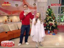 Jennifer Dumitrascu si naistul Alberto au venit ACASA cu un cadou muzical - VIDEO