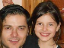 Liviu Varciu si-a petrecut sarbatorile alaturi de fetita lui