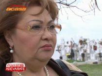 Marioara Zavoranu merge la mormantul sotului pentru a-i cere sfaturi - FOTO