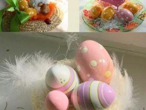 Sugestii de decoratiuni hand-made pentru Paste - FOTO