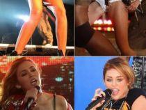 Top 10 cele mai hot aparitii live ale lui Miley Cyrus GALERIE FOTO