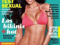 Gaby Espino - pe coperta Cosmopolitan de iunie, in patru tari simultan
