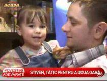 Octavian Strunila ne da in exclusivitate o veste mare: va fi tatic pentru a doua oara! VIDEO