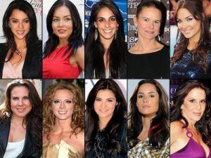 Cele mai bune 10 actrite latino-americane in 2011 - GALERIE FOTO