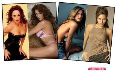 Razboiul divelor: ce au in comun Mihaela Radulescu si Andreea Marin cu Jennifer Aniston si Angelina Jolie