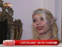 Mariana Calfa, pictorita cu palat in Fundeni, isi doreste mostenitori - VIDEO