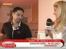 Augustin Viziru a luat-o pe urmele lui Liviu Varciu: s-a mutat in acelasi cartier si traieste ca un burlac autentic - VIDEO