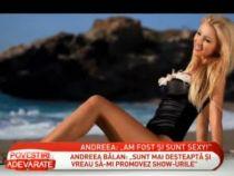 Stilul vestimentar al Andreei Balan, criticat dupa 14 ani de cariera muzicala - VIDEO