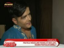 Liviu Varciu: Femeile vin si pleaca din viata mea, fetita mea ramane! - VIDEO