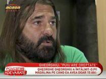 Gheorghe Gheorghiu: Puiu si Madalina Manole s-au iubit enorm! - VIDEO