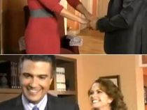 Lucero i-a facut o gluma super tare lui Jaime Camil de Ziua Pacalelilor - VIDEO