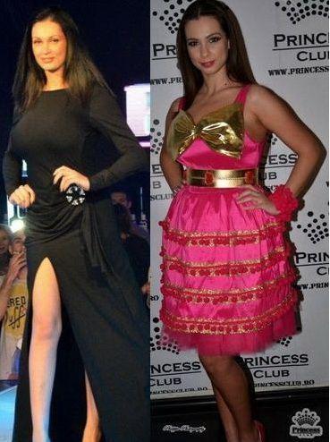 Surorile Luciu au surprins pe toata lumea cu rochiile lor - Cine este mai sexy? – GALERIE FOTO