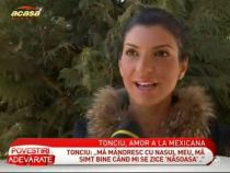 Din nou curge lapte si miere in cuplul Tonciu-Mitea - VIDEO