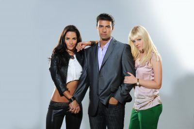 """Actorii din telenovela Lola vin la """"Cristina Show"""""""