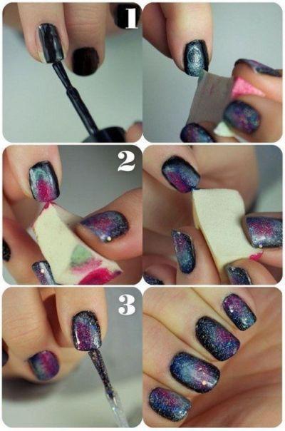 Invata sa-ti faci o manichiura care va atrage toate privirile - FOTO VIDEO