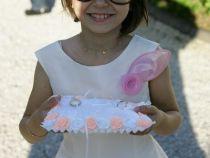 Iata ce rochita a purtat Maia la nunta mamei sale, Teo Trandafir