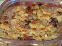 Reteta de ACASA - 13 iunie 2012 – Cartofi noi cu crusta de branza frantuzeasca