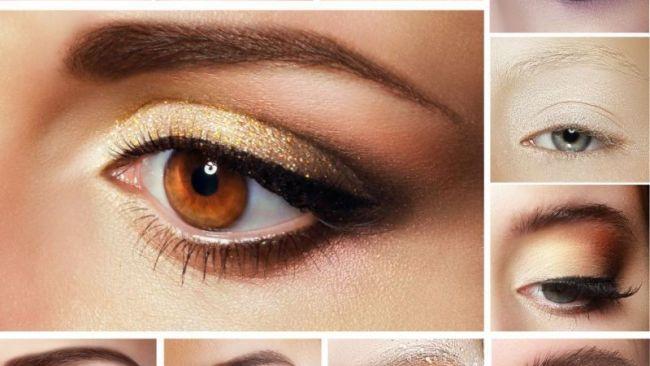 Cum sa te machiezi in functie de forma ochilor