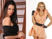 Nu exista rochii mai scurte de atat! Nicoleta Luciu si Roxana Ionescu si-au etalat picioarele perfecte in cele mai mulate tinute