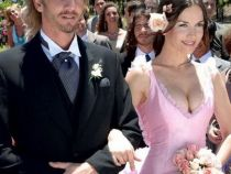 Iti mai amintesti telenovela  Inger salbatic ? Ivo se casatorea cu Mili. Uite cu cine s-a casatorit in realitate Facundo Arana