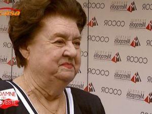 Tamara Buciuceanu, de Paste, la  Doamne de poveste , ACASA