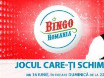 Bingo Romania ,  in fiecare duminica, de la ora 22:00, la Acasa TV