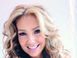 Thalia a refacut o scena din celebra telenovela  Marimar . Vezi despre ce este vorba