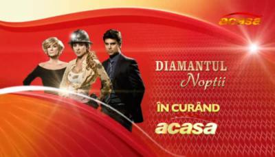 Diamantul noptii, IN CURAND ACASA