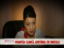 Marturiile unei femei care a trecut prin moarte clinica:  M-am desprins de corp!