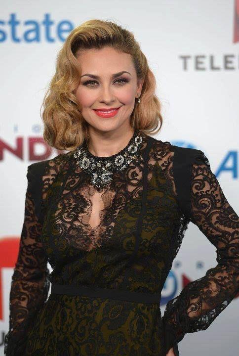 """... Aracely Arambula in telenovela """"Diamantul Noptii"""", difuzata Acasa, in"""