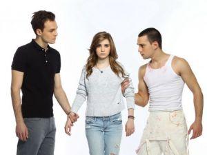 Vlad si Stefan isi disputa iubirea pentru Criss in telenovela  O noua viata