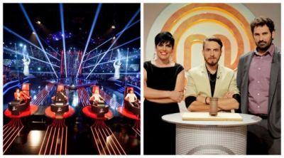 Toamna debuteaza in forta la ProTV! Astazi, la 20:30, prima editie MasterChef, iar maine, 20:30, prima editie Vocea Romaniei!