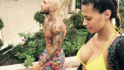 Antonia si Alex Velea, fotografiati in ipostaze tandre. Surpriza de care au avut parte fanii cand au intrat pe Facebook
