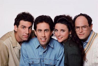 Pe final de an, NIMIC nu e mai tare ca Seinfeld! Din 25 noiembrie, serialul de comedie Seinfeld se vede la Acasa GOLD
