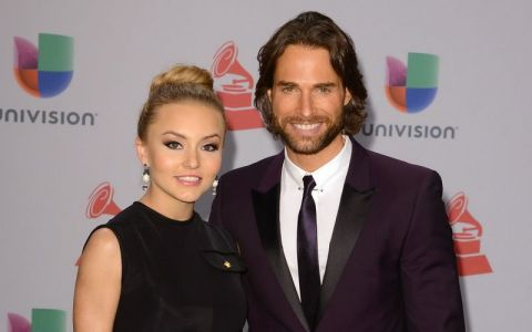 Sebastian Rulli si Angelique Boyer, super romantici de Ziua Indragostitilor
