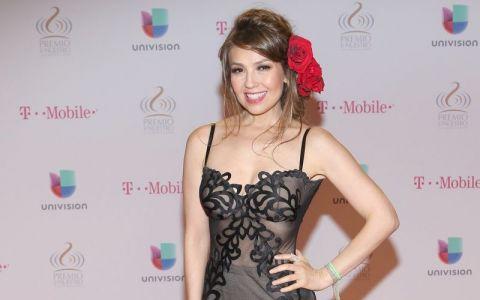 Regina telenovelelor mexicane, sexy la 45 de ani. Cum arata rochia care aminteste de primele roluri ale actritei
