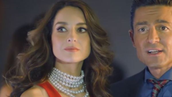 Cei mai indragiti actori de telenovele revin intr-un nou serial, la Acasatv, din 8 martie:  Pasiune si putere