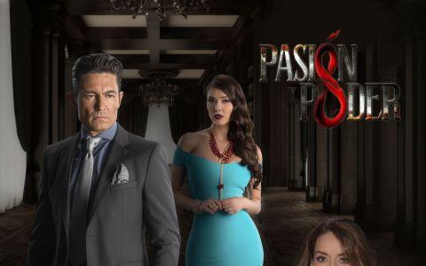 Pasiune si putere - o noua telenovela de succes a venit Acasa!