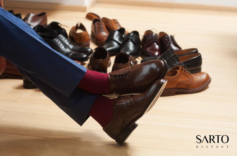(P) Ghid de întreținere a pantofilor