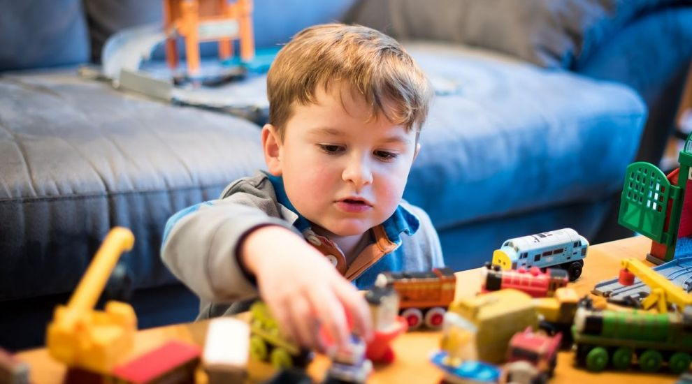 (P) Cele mai potrivite jucarii pentru copilul energic