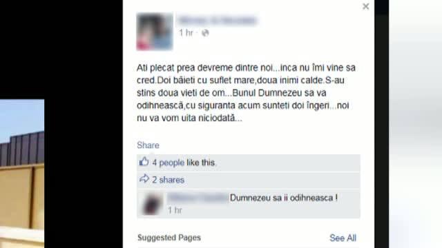 A murit intr-un tragic accident petrecut in Romania. Prietenii au lasat mesaje de condoleante pe Facebook